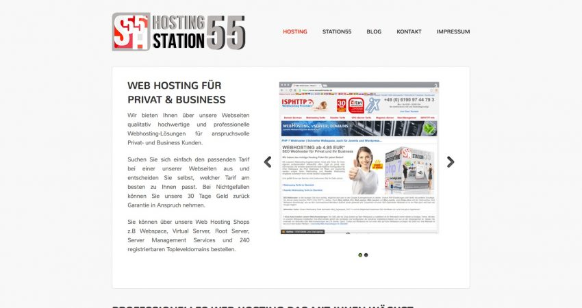 HOSTING-STATION55 – Webhosting Blog